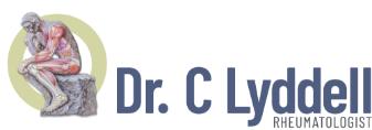 Dr. Lyddell Rheumatologist logo